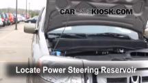 2009 Honda Pilot Touring 3.5L V6 Power Steering Fluid