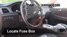 2009 Hyundai Genesis 4.6 4.6L V8 Fuse (Interior)
