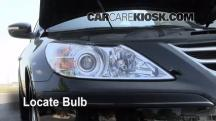 2009 Hyundai Genesis 4.6 4.6L V8 Lights