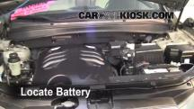 2009 Hyundai Santa Fe Limited 3.3L V6 Battery