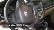2009 Hyundai Santa Fe Limited 3.3L V6 Check Engine Light