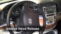 2009 Hyundai Santa Fe Limited 3.3L V6 Belts
