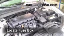 2009 Hyundai Sonata GLS 2.4L 4 Cyl. Fuse (Engine)