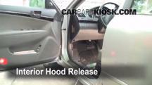 2009 Hyundai Sonata GLS 2.4L 4 Cyl. Capó