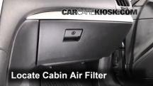 2009 Infiniti G37 X 3.7L V6 Sedan (4 Door) Air Filter (Cabin)