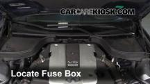 2009 Infiniti G37 X 3.7L V6 Sedan (4 Door) Fuse (Engine)