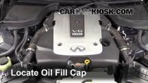 2008 Infiniti G35 3.5L V6 Oil