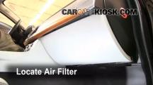2009 Jaguar XF Luxury 4.2L V8 Air Filter (Cabin)