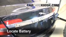 2009 Jaguar XF Luxury 4.2L V8 Battery