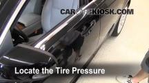 2009 Jaguar XF Luxury 4.2L V8 Neumáticos y ruedas