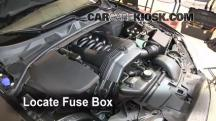 2009 Jaguar XF Luxury 4.2L V8 Fusible (motor)