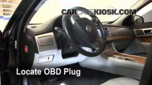 2009 Jaguar XF Luxury 4.2L V8 Check Engine Light
