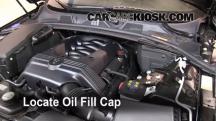 2009 Jaguar XF Luxury 4.2L V8 Aceite