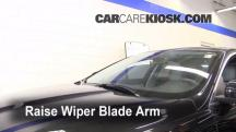 2009 Jaguar XF Luxury 4.2L V8 Windshield Wiper Blade (Front)
