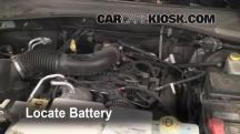 2009 Jeep Liberty Sport 3.7L V6 Battery