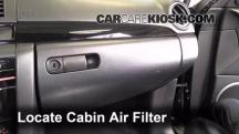 2009 Mazda 3 S 2.3L 4 Cyl. Sedan Air Filter (Cabin)