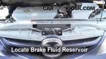 2009 Mazda 5 Sport 2.3L 4 Cyl. Líquido de frenos