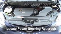 2009 Mazda 5 Sport 2.3L 4 Cyl. Líquido de dirección asistida