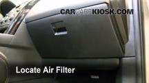 2009 Mazda CX-9 Touring 3.7L V6 Air Filter (Cabin)