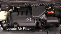2009 Mazda CX-9 Touring 3.7L V6 Air Filter (Engine)