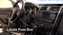 2009 Mazda CX-9 Touring 3.7L V6 Fusible (interior)
