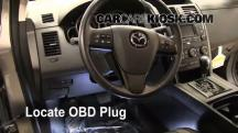 2009 Mazda CX-9 Touring 3.7L V6 Check Engine Light
