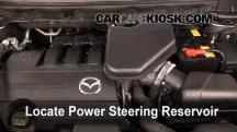 2009 Mazda CX-9 Touring 3.7L V6 Power Steering Fluid