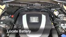 2009 Mercedes-Benz C300 Sport 3.0L V6 Battery