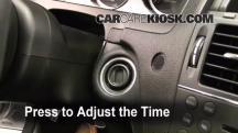 2009 Mercedes-Benz C300 Sport 3.0L V6 Clock