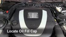 2009 Mercedes-Benz C300 Sport 3.0L V6 Oil