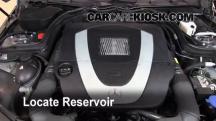 2009 Mercedes-Benz C300 Sport 3.0L V6 Windshield Washer Fluid