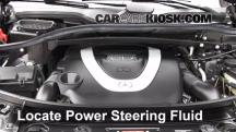 2009 Mercedes-Benz GL450 4.6L V8 Power Steering Fluid