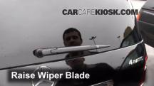 2009 Mercedes-Benz GL450 4.6L V8 Windshield Wiper Blade (Rear)