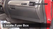 2009 Nissan Armada SE 5.6L V8 FlexFuel Fusible (interior)