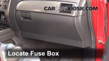 2009 Nissan Armada SE 5.6L V8 Fuse (Interior)
