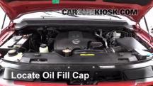 2009 Nissan Armada SE 5.6L V8 Oil