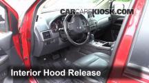 2009 Nissan Armada SE 5.6L V8 Belts