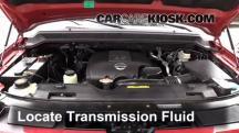 2009 Nissan Armada SE 5.6L V8 FlexFuel Líquido de transmisión