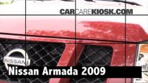 2009 Nissan Armada SE 5.6L V8 FlexFuel Review