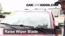 2009 Nissan Armada SE 5.6L V8 Windshield Wiper Blade (Front)