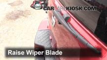 2009 Nissan Armada SE 5.6L V8 FlexFuel Windshield Wiper Blade (Rear)