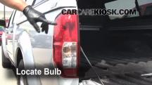 2009 Nissan Frontier LE 4.0L V6 Crew Cab Pickup Luces