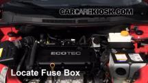 2009 Pontiac G3 1.6L 4 Cyl. Fusible (motor)