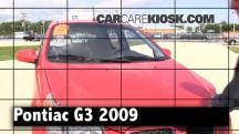 2009 Pontiac G3 1.6L 4 Cyl. Review