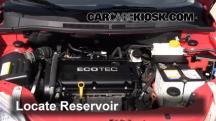2009 Pontiac G3 1.6L 4 Cyl. Líquido limpiaparabrisas