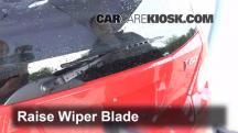 2009 Pontiac G3 1.6L 4 Cyl. Windshield Wiper Blade (Rear)