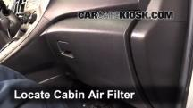 2009 Pontiac Vibe 2.4L 4 Cyl. Air Filter (Cabin)