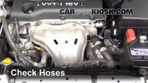 2009 Pontiac Vibe 2.4L 4 Cyl. Hoses