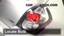 2009 Pontiac Vibe 2.4L 4 Cyl. Lights