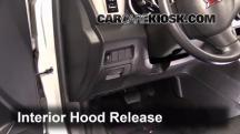 2009 Pontiac Vibe 2.4L 4 Cyl. Capó